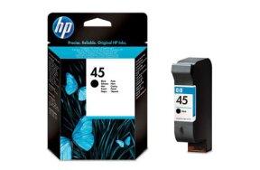 HP BLACK N.45 51645A